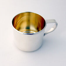 Wallace Baby Childs Cup Gilt Interior Sterling Silver No Mono