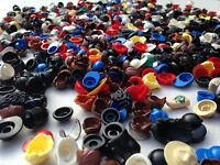 LEGO Hats Hair Helmets / Large Random Choice - 10 Pieces Per Order