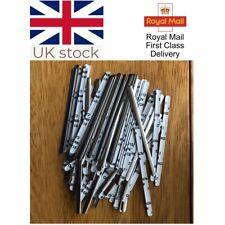 25 x Aluminium NOSE BRIDGE CLIP Metal Strip Wire Self Adhesive Strips FREE POST