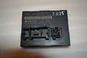 X-1125 AUDI COMFORT CONTROL MODULE 8P0959433C / 5DK008583-36