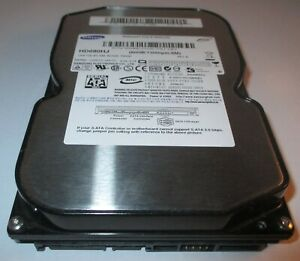Festplatte Samsung HD080HJ SATA 80GB 3,5 Zoll