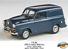 1951 CROSLEY SEDAN DELIVERY Brooklyn BLU 1:43