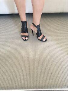 Jessica Simpson Heels Size 41 Worn Once