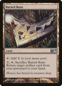 MTG Buried Ruin [Magic 2012]