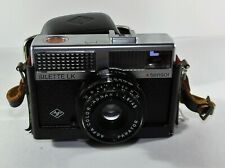 AGFA SILETTE LK Viewfinder Camera With 45mm f/2.8 Lens  & Original Leather Case