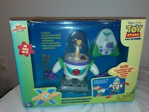 Disney Pixar Toy Story XR INFRARED Remote Controlled Action Figure NIB