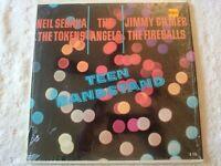 TEEN BANDSTAND - SEDAKA / TOKENS / FIREBALLS MORE - ALMORE VINYL LP in SHRINK