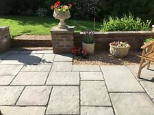 Olde Yorke Paving Random Sizes Antique Green/grey