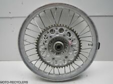 11 KTM450SXF KTM 450SXF 450 SXF Rear Wheel rim disc 21
