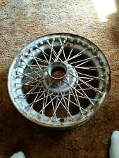 MG Triumph Austin Healey Dunlop Wire Wheel 60 Spoke 4.5x15 OEM British England