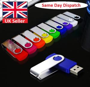 USB2.0 High Speed Memory Stick Flash Pen Thumb Drive UDisk 32GB 64GB 128GB 256GB