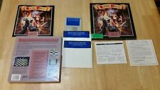 "Battle Chess IBM Tandy PC Game Interplay Big Box Complete 1988 both 5.25 & 3.5"""