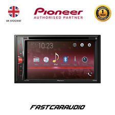 """PIONEER AVH-A210BT 6.2"""" RESISTIVE TOUCHSCREEN CD DVD BLUETOOTH TUNER DOUBLE DIN"""