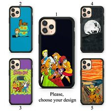 Scooby-Doo Cartoon case for iphone 11 XR Pro SE Max X XS 8 plus 7 6 TPU cover SN