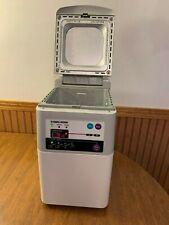 Black & Decker Automatic Bread Maker Machine White Wheat Raisin Dough B1500