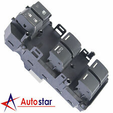 Electric Power Window Switch Master Control For 08-12 Honda Accord 35750-TB0-H01