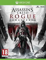 Assassins Creed Rogue Remastered Xbox one MINT - Super Fast Delivery
