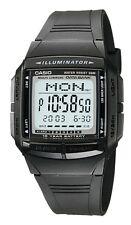 Casio DB-36-1A Orologio, Telememo 30, Cronometro, 5 Sveglie, Timer, Fuso orario