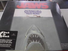 OST - Jaws - LP 180g Vinyl /// Neu &OVP /// MP3