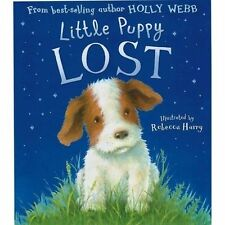 Little Puppy Lost, Webb, Holly, Very Good Book