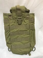 High Ground Gear Coyote Tan Instant Access PRC-117G Pouch DEVGRU FSBE Radio