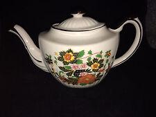 Gibson England Floral Design Teapot