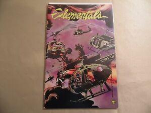 Elementals #3 (Comico 1984) Free Domestic Shipping