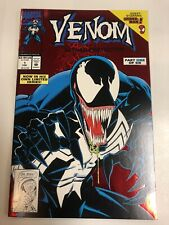 Venom Lethal Protector # 1 (NM) 1st Solo Cover  Much Classic !!