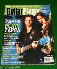 Dweezil ZAPPA Steve VAI, Vox DA5 Roland MICRO CUBE, Jeff Beck, Charlie Patton