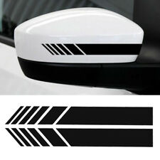 2pcs Car Auto SUV Vinyl Graphic Car Body Sticker Side Decal Stripe DIY Decals