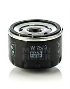 MANN W75/3 Oil Filter