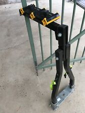 STANFRED Bike Rack 3 Bicycle carrier tow base plate twin frame - Excellent Cond