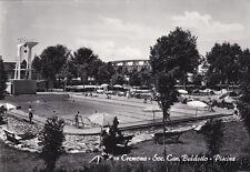 * CREMONA - Società Canottieri Baldesio, Piscina 1960
