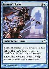 Runner's Bane X4 Blue Common Dragon's Maze MTG Magic Cards