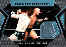 WWE Randy Orton Topps 2011 Masters of the Mat Event Used Relic Card FD30