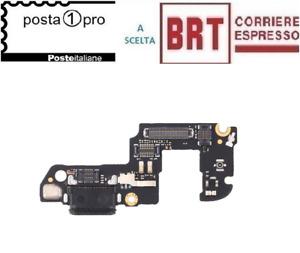 CONNETTORE RICARICA PER HUAWEI HONOR 9 STF-L09 AL00 DOCK PCB TYPE-C MICROFONO