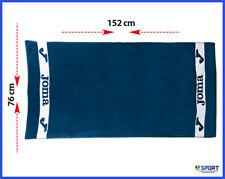 Asciugamano da Palestra Telo Panca Joma Fitness per doccia bagno spugna Blu