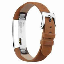 Bracelet de rechange en cuir véritable compatible avec Fitbit Alta Band ..
