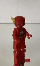 GENUINE LEGO THE FLASH MINIFIGURE 76098 LIGHTNING PRINT DC BATMAN SUPERHEROES