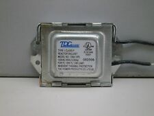 TDC Power DBA-15PL Ballast 120V for (1) 15W or 13W Fluorescent PL Lamp
