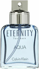ETERNITY AQUA by Calvin Klein for Men Cologne 3.4 OZ EDT New UNBOX