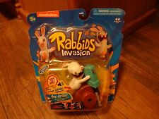2014 UBISOFT--RAVING RABBIDS INVASION--THE DRILLER FIGURE (NEW)