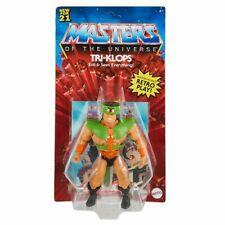 Masters Of The Universe Origins TRI-KLOPS Retro Action Figure MOTU IN HAND