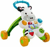 Fisher-Price Learn with Me Zebra Baby Boy Toys Educational Girl Activity Toddler