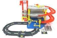 Maisto Kids Child Parking Garage 3 Level With Elevator Spiral Ramp Car Wash