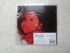 """BATTAGLIA tendenza (HOT Chip Remix)/Io sono il driver Ltd Edition Rosso Vinile 7"""" singolo"""