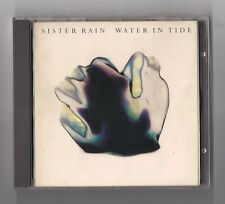 SISTER RAIN - Water in tide CD 1989 Prog Psych Norway - Voices of Wonder -Import
