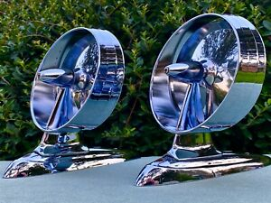 ( 2 ) 1957 1958 1959 1960 Vintage Ford ( Adjust - O - Ring ) Mirrors