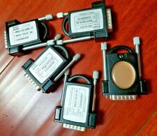 Lot of 5 Atlas Copco RBU silver Bronze