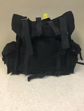 South African Style Back Pack - New - Black